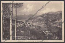 COMO CIVENNA 13 LAGO - GHISALLO Cartolina viaggiata 1939