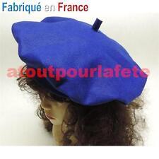 Beret basque bleu,Conscrit,Amélie poulain-Francais-Supporters,Déguisement,Fête