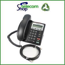 10 x Nortel i2001 NTDU90 IP Phone in Silver Bezel