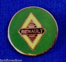 classic HAT PIN  - LAPEL PIN - TIE TACK - RENAULT - overlay ENAMEL processed pin