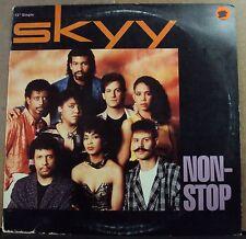 "SKYY Non-Stop 12"" OOP mid-80's Randy Muller dance"