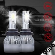 XENTEC LED HID Headlight kit 9006 White for 2007-2007 GMC Sierra 1500 HD Classic