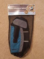 ALCOTT Water Adventure Jacket/Vest Size S Dog w/Reflective Accents