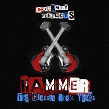 COCKNEY REJECTS - HAMMER-THE CLASSIC ROCK YEARS 4 CD POP ROCK PUNK METAL NEU