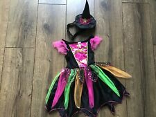 Baby Girls Fairy Witch Halloween Costume Hat Age 1-2 toddler 12-18-24 months TU