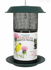 Woodlink Magnum Thistle Feeder Model Mag2 Holds up to 5 lb o