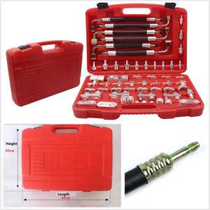 56 X Air Conditioning Leak Detector Detection Metal Tools For Car A/C Compressor