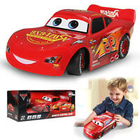 Kids Toy Gift Disney Lightning McQueen Remote Control Vehicle - Cars