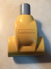 Hoover Windtunnel Vacuum Cleaner Turbo Pet Brush Tool Attachment yellow Genuine