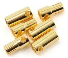 Castle Creations 5.5mm Bullet Connector : 13G/10G 150A (3 Pairs)