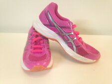 Oasics Gel Contendo 4 Running Trainers Pink  Size UK 3 EUR 35.5