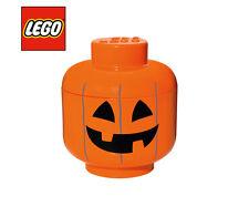 LEGO Head Storage Pumpkin Arrange Box Room Copenhagen Kids Toy Fun Idea Gift