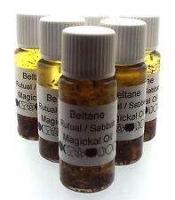 Beltane Sabbat Herbal Infused Botanical Incense Oil