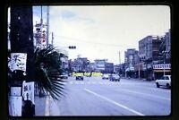 Street Scene and Cars in Japan 1970's Original Slide aa 2-18b