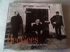 THE BEE GEES - I COULD NOT LOVE YOU MORE - UK CD SINGLE