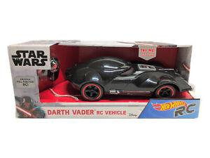 Star Wars R/C Darth Vader Remote Control Car 1:18 In **Read Description**