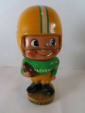 1961-1966 Green Bay Packers Toes Up Nodder Bobblehead