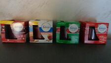 FEBREZE lot de 4 bougies + 1 offerte (4 parfums au choix)