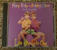Mary-Kate & Ashley Olsen And Friends I Am The Cute One CD