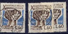 Italien_1958 Mi.Nr. 1008 Verfassung