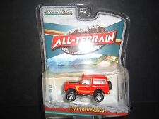 Greenlight Ford Bronco 1977 All Terrain 1/64 35050