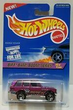 1996 Hot Wheels Biff! Bam! Boom! Series Range Rover SB 544