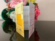 BVLGARI /OMNIA SET/ CRYSTALLINE ( 1,5 ml.)und GOLDEN CITRINE 1,5 ml. / EDT, NEU