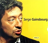 Serge Gainsbourg ‎CD Serge Gainsbourg Vol.3 - Belgium (VG/EX)