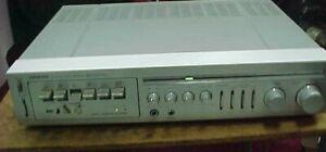 Onkyo CX70 Cassette/Amplifier/Tuner RARE 80's