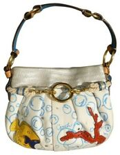 RARE ~ Limited Edition Coach Bubble Ocean Fish Bag Rare, 4455