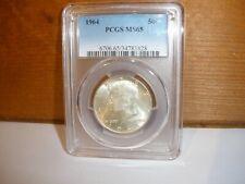 1964 Kennedy Silver Half Dollar MS65 PCGS