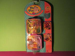 Polly Pocket Mini NEU ♥ Wild Zoo World ♥ 1989 ♥ OVP ♥ NEW ♥ Pet Parade ♥