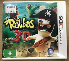 Rabbids 3D (Nintendo 3DS, 2011)