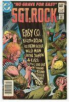 Sgt Rock 363 VF DC Comics CBX34