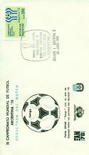 Scotland & Argentina & Holland, World Cup 1978, 2 covers, lot # 91