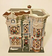 Reduced New Dept 56 Christmas in City (Cic) Series Lowry Hill Apartments #59236