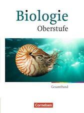 Biologie Oberstufe Gesamtband Schülerbuch Baden Württemberg NEU