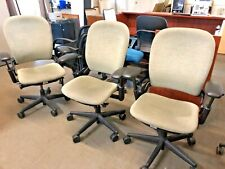 HEAVY DUTY EXECUTIVE CHAIR by STEELCASE LEAP V1 MODEL