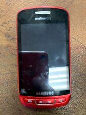 Samsung Admire SCH-R720 Black/Red -