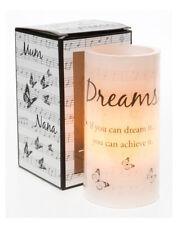Dreams LED battery candle 15cm x 7.5cm