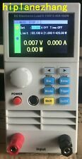 Programmable Electronic Load 0-150V/0-40A 400W 2.8''TFTLCD Battery LED Test USB