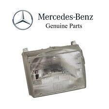 Mercedes W124 260E 300CE 86-93 Passenger Right Headlight Lens Genuine 0038262390