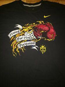 Nike Dri-Fit Manny Pac-Man Pacquiao XL T-Shirt