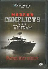 PATROL BOAT RESCUE VIETNAM DVD - MODERN CONFLICTS