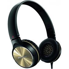 Pioneer SE-MJ532 Black and Gold - Pioneer Headphones