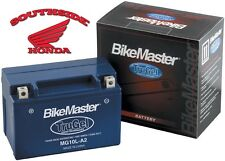TRUGEL BATTERY MG20L-BS HARLEY FXD FAT BOB DYNA SUPER GLIDE LOW RIDER WIDE GLIDE