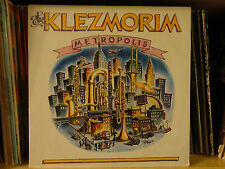 sealed KLEZMORIM  Metropolis 1981 Flying Fish FF258