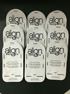 ALIGN PROBIOTIC DIGESTIVE CARE 63 CAPSULES NO BOX JUST FOIL PACK JANUARY 2022+