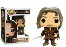 Lord of the Rings Aragorn Pop! Funko movies Vinyl Figure n° 531