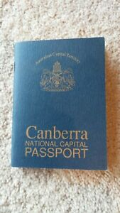 Canberra ACT National Capital Passport- Tourist Attractions
